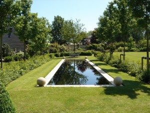 Great for Reflection Ponds..