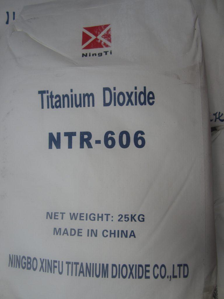 Titanium Dioxide NTR-606 (25kg)