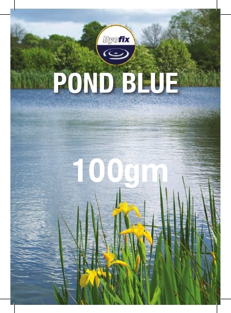 Dyofix Pond Blue Powder (100gm)